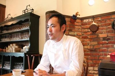 ワイナリー「カーブドッチ」が運営するレストランで、キッチンスタッフを募集します