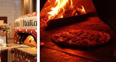生地をから作り上げ、薪窯で焼き上げたピッツァが名物のイタリアンレストランで、キッチンスタッフ募集!