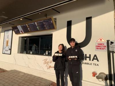 「UMACHA」は2020年2月にオープンしたばかりのタピオカカフェです!