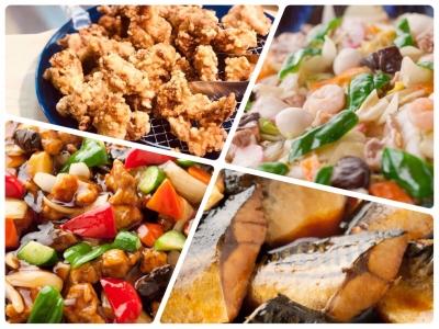 お惣菜の調理から、販売・接客まで、幅広い業務に携わることができます。