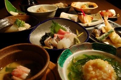 お出汁にこだわりあり!本格的な京料理をリーズナブルに提供する料理店!