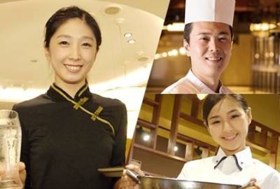 女性や20~30代の若いスタッフが多く活躍する、火鍋の世界ブランドです。