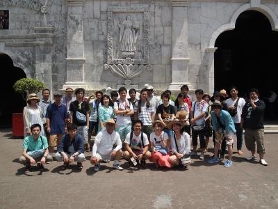 2年に1回の海外研修旅行でグアム・ベトナム・バリ・韓国・台湾など3泊4日での会社行事があります。