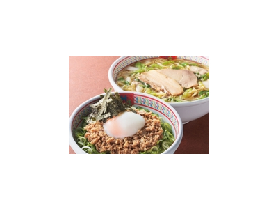 創業以来守り継がれる秘伝のスープと中国風細麺からなる至極の逸品でお店をさらに盛り上げていきましょう!