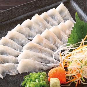 広島の名産の穴子。新鮮だからこそ刺身でも美味しくお召し上がりいただけます。