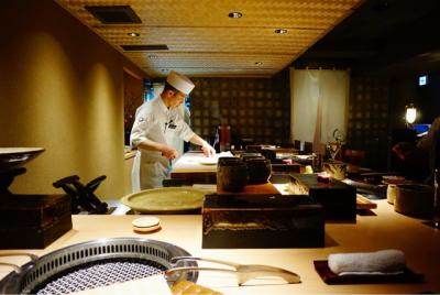 経験豊富な職人さんのもと、日本料理の技術をしっかりと身につけられます