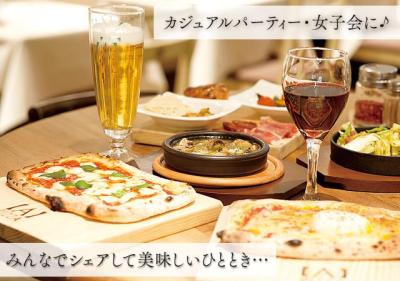 母体は韓国料理やイタリアンなど、様々な業態の飲食店を展開する安定企業です。