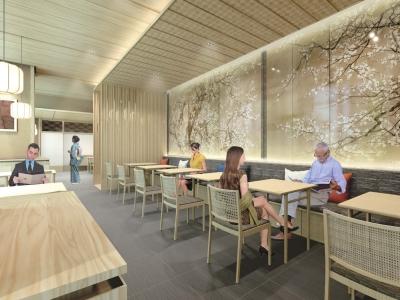江戸末期創業の由緒ある「竹葉亭」の新規店舗で、ホールスタッフとして活躍しませんか?