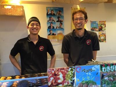 京都のたこ焼き業界で勢いよく成長しているベンチャー企業で、幹部候補や独立オーナーを目指しませんか?