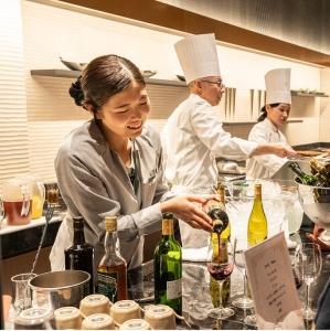 ホテル内にある和モダンなフレンチを提供するレストランで、キッチンスタッフとして活躍しませんか。