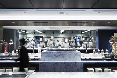 大阪でも珍しいオールデイフレンチレストラン『TERRACE & DINING ZERO』