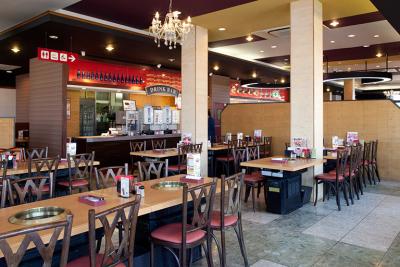 関西を中心に8店舗展開!焼肉バイキング店で店長候補を募集します。