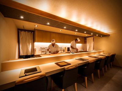 新宿にある日本料理店で、調理スタッフ(大将候補)を募集します。