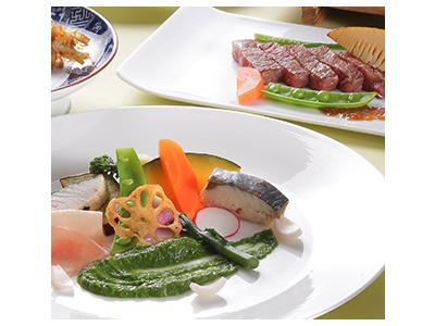 和食の調理経験を活かしてご活躍を!地産地消の考えも大切にしているレストランです◎