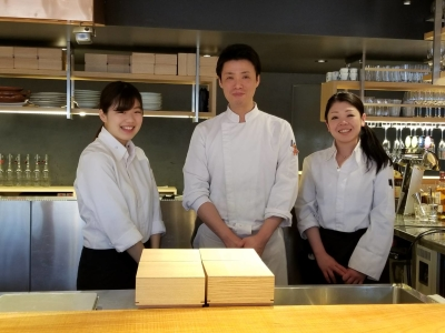 こだわりの詰まったハイクラスの日本料理店『新 arata』で、未来の店長候補を募集