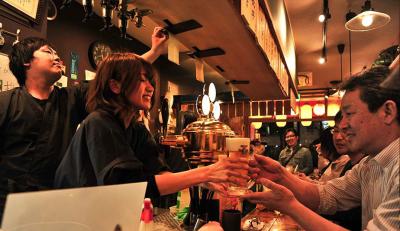 日本一の立呑みブランド・業界№1の待遇をめざす成長企業!広島市のやきとん居酒屋で店舗スタッフを募集!