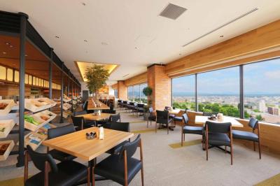 旭川に建つホテルで、あたたかなホスピタリティ溢れるおもてなしをご提供。