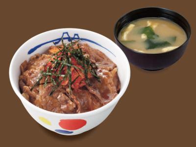 富山県内で展開している全5店舗で募集!牛めし・とんかつチェーンで店長候補として活躍しよう◎
