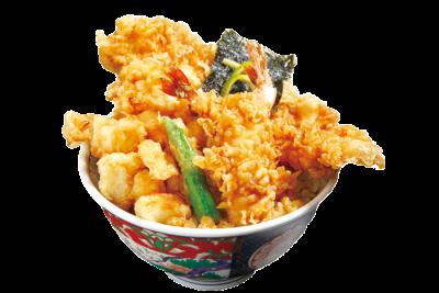日本橋の本店をはじめ国内で展開する天丼専門店