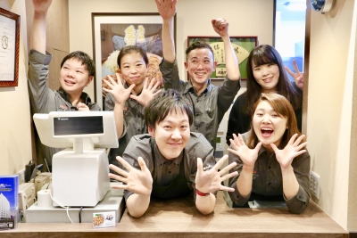 楽しい&優しい先輩たちがいることが、未経験でも大歓迎の理由です(*^^)v