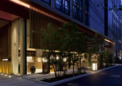 東京都内に9店舗展開する『うまや』など、飲食店を多数運営