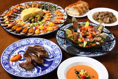 彩り豊かなスペイン料理に触れてみませんか?スタッフに好評のまかない付き(^^)