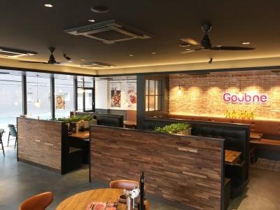 母体企業は、韓流商品の販売を手掛ける企業!福岡を中心に7店舗展開しています。