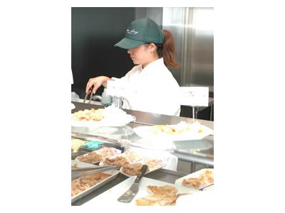 調理経験を活かして、キッチンスタッフとしてご活躍ください。