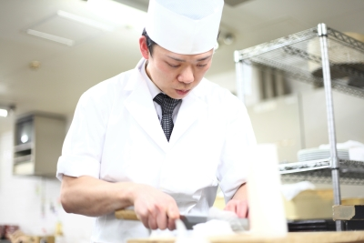 和食調理の実務経験があればOK!ホテル業界以外からのご応募もお待ちしています◎