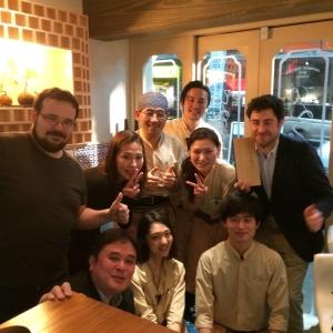 多国籍料理と、日本酒やワインが楽しめるバル。