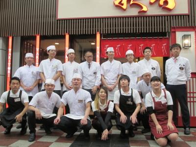 全国にFC含め100店舗以上を展開する「秋吉グループ」で、私たちと一緒に働きませんか?