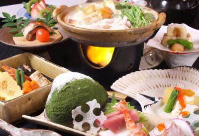 旬の食材を生かした和食の数々をご提供