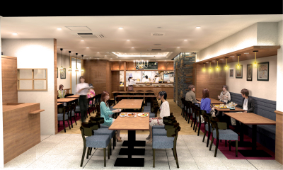 2019年3月に新店オープン!既存店含めた4店舗での調理スタッフ(料理長候補)募集です。