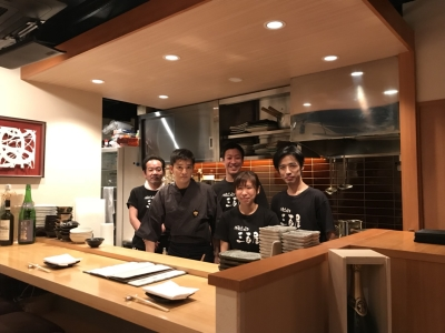 将来は店長や料理長へキャリアアップ!独立志望も歓迎します。