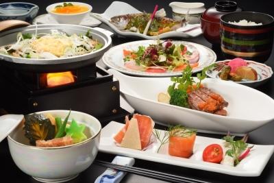 和食と洋食、あなたの経験やスキルに合わせて担当部署を決定いたします。