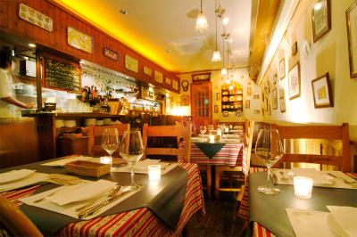新宿御苑で20年の歴史をもつイタリアンレストランです