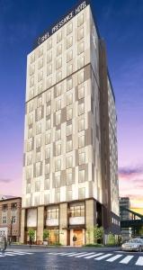 2020年3月オープン予定の『ホテルWBF横浜桜木町』