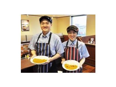 愛知県内にあるFC8店舗の『カレーハウス CoCo壱番屋』でスタッフを大募集!