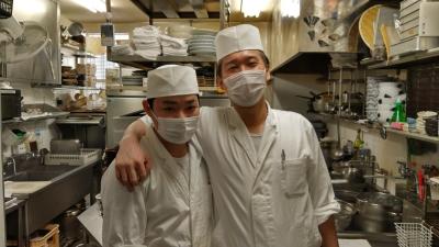 蕎麦・和食の名店として知られる「さ和長」で調理スタッフとして活躍しませんか!