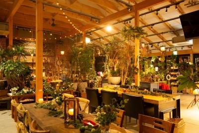 ボタニカルショップ併設のカフェで、調理スタッフとしてご活躍ください!
