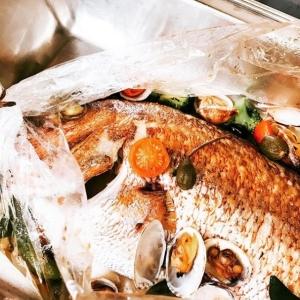 和歌山の旬の食材をつかったお料理をご提供。