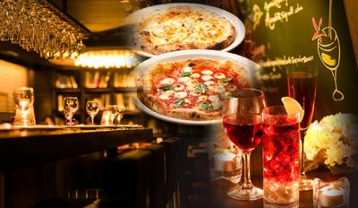 広々とした店内で、本格イタリアンやスペイン料理を提供。ワインやカクテルも豊富です。