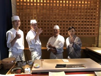 江戸前寿司店「すし神戸」でホールスタッフとして活躍しませんか?