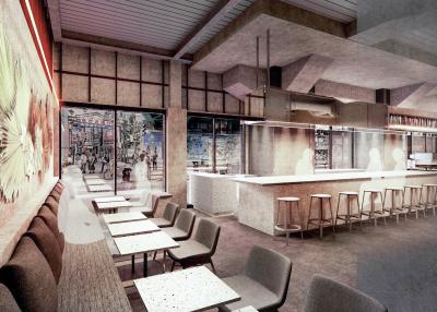 """国内外で話題の""""泊まれる本屋""""が新業態のブックカフェをオープンします!"""