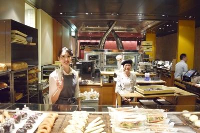 オールスクラッチ製法で、種類豊富なパン作りが学べます。