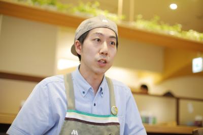 ★パートナー社員の方にインタビュー★副店長:福島さん(32歳)
