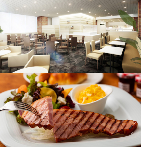 月給30万円◎世界各地にあるブランドホテル内レストランで、サービスマネージャーをめざそう!