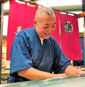 五反田にある寿司店で、一人前の寿司職人をめざしませんか?