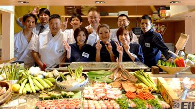創業から35年間続く安定企業「株式会社奥志摩グループ」が展開する飲食店17店舗で新たなスタッフ募集◎