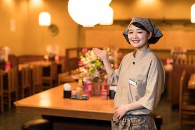 福岡県内、うどんの『杵屋』、そばの『そじ坊』『おらが蕎麦』などで店長候補を募集中!
